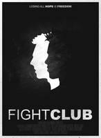Fight Club Poster by SamRAW08