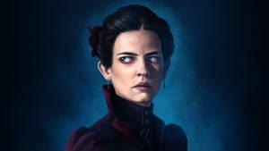 Penny Dreadful - Vanessa Ives by SamRAW08
