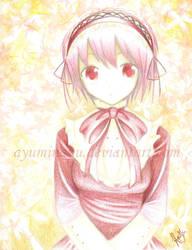 Sweet Autumn Cranberry by AyumiNazu