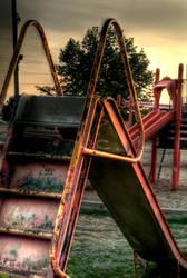 Nuclear Playground by zanshin777