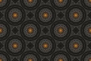 Sunny Stars Tile by Fractal-Kiss