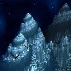 Night Rocks by Fractal-Kiss