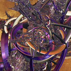 Chaotic Imagination by Fractal-Kiss