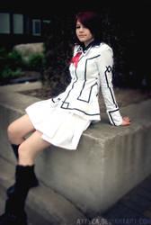 Yuuki Cross Cosplay by Attyca