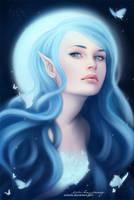 Moonchild by Zolaida