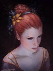 Porcelain by Zolaida