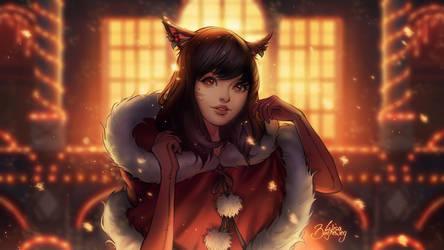 FFXIV Merry Christmas! by Zolaida