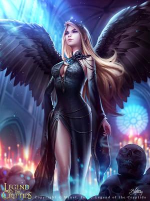 Legend of the Cryptids - Preening Nezmina Advanced by Zolaida