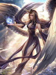 Legend of the Cryptids - Saintess Unir Advanced by Zolaida
