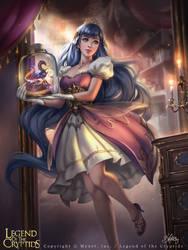 Legend of the Cryptids - Princess Leioli by Zolaida