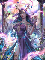 Legend of the Cryptids - Perfume Goddess by Zolaida