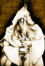 Masked Nazgul Knight by Vit-Tunissy