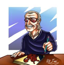 Stan Lee Tribute by Vit-Tunissy