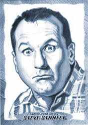 Al Bundy, Jay Prichett, Dutch--or Crazed madman?! by SteveStanleyArt