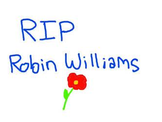 In Memory Of Robin Williams by PsycoFox15