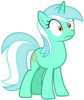 (MVCR-3) Just Lyra by TimeyMarey007