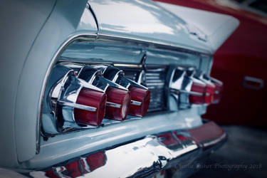 Tail Lights Mercury Comet by Charlief43