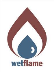 wetflame logo by wetflame