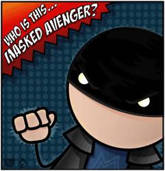masked avenger by wetflame