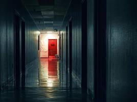 Red Door by Kamal-Q