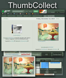ThumbCollect by Kamal-Q