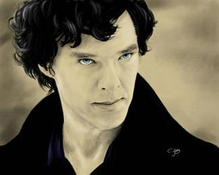 Sherlock by Tsuhikari