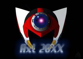 Axl 20XX by SpiderZed