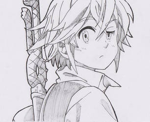 Meliodas by Tonioki