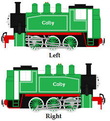 Colby the Dockyard Engine by J-T-H-O-S-123