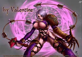 Ivy Valentine SoulCaliburIV by scificat