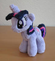 Twilight Sparkle #3 by ManlyStitches