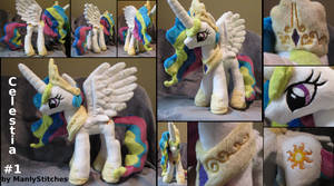 Celestia #1 by ManlyStitches