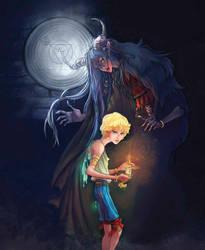Beauty and the Beast by felisdeityus