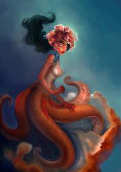 Fishwife by felisdeityus