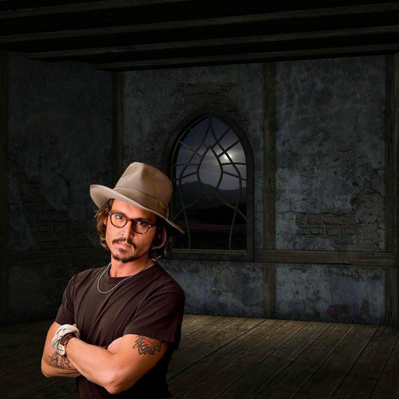 Johnny Depp by kjlgy