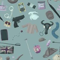 Sherlockian Pattern by MakaniValur