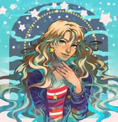 Stargirl by mewiyev