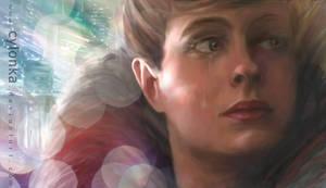 Bladerunner Rachel by cylonka