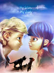 Miraculous - I know you ... by cylonka