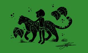Jungle Book by Jasmiijn
