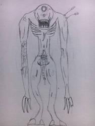Troglodyte by RazesHellFanboy