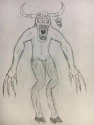 The Beast by RazesHellFanboy