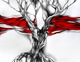 Red and Black by OlgaSternik