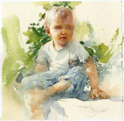 My boy by OlgaSternik
