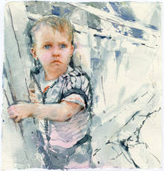 My boy. 2 by OlgaSternik