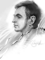 Andrew. Study 2. by OlgaSternik