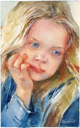 My niece by OlgaSternik