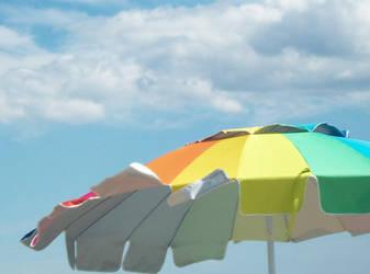 Rainbows by SockHusky