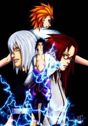 Team Sasuke by Krizalide