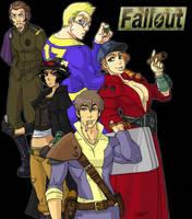 Fallout Lineage by Shardanic
